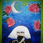 La Rosa LadyGaga by Steffanie  Padilla