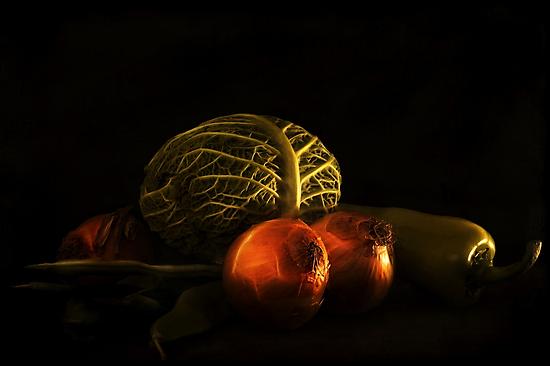 Vegetables by Priska Wettstein