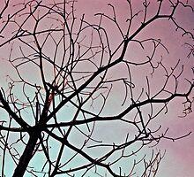 dead treee by nurainnie