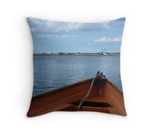 Boat Bow, Chatham Throw Pillow