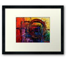 The Ring Framed Print