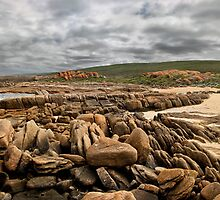 Rocky panorama by Richard Majlinder