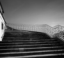 the king's steps by Dorit