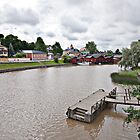 Porvoo Finland Landscape by robert cabrera
