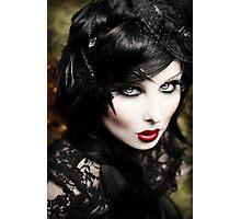 nacht.schwarz Photographic Print