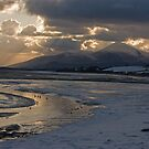 Murlough Bay County Down by Jon Lees