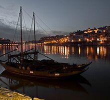Porto by night by FotosdaMau