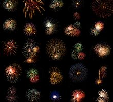 Fireworks by Ryan Carter