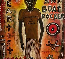 Art School drop Out and Boat Rocker by Athlone Clarke