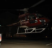 LifeReach Lift off by FLY911