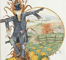 The Scarecrow   by Laurie Freeman