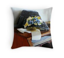In Mourning Throw Pillow