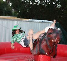 Round 'Em Up Cowgirl by Karlee Lynam
