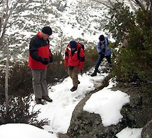 Hiking Mount Buffalo by Cheryl Parkes