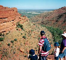 Kings Canyon Hike by Cheryl Parkes