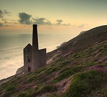 Cliff Top Mining by Neil Cox