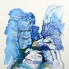 Granite Dartmoor 2 by Richard Sunderland