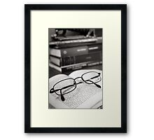 OnePhotoPerDay series: 010 by L. Framed Print