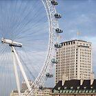 Eye of the capital city 2 by Cheryl Kay-Roberts