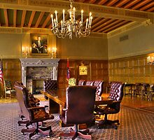 The Governors Conference Room by Kate Adams