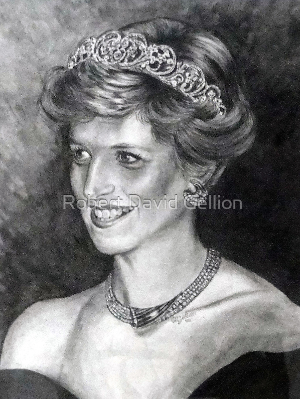 Princess Diana. by Robert David Gellion
