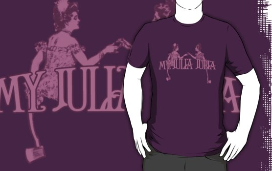 My Julia Julia by mrspringheeled