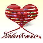 Valentine's Hearts  by Valentin Florea