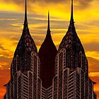 Three Spires by Scott Evers