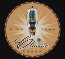 Blue Tone - Classic B by Steve Dunkley