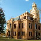 Llano County Courthouse by jabrwill