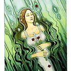 Ophelia by Anastasiya Drake