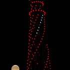 Disneyland California Lighthouse (Original) by Coramilton