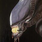 Alien by Tam Edey