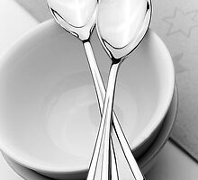 Soup bowls and spoons by misstk