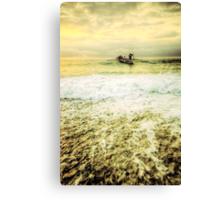 Surf Lifesavers Canvas Print