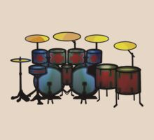 DoubleBassDrum Kit by fineline