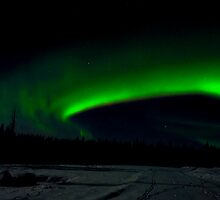 The Aurora Effect by peaceofthenorth
