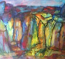 Ilkley Rocks by Susan Duffey