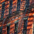Fire Escape by Scott Evers
