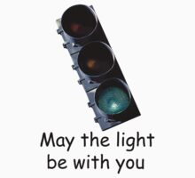 May the light be with you by Carol and Mike Werner