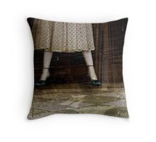 Dreams Of Alice Throw Pillow