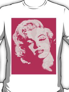 Marilyn in Marilyn T-Shirt