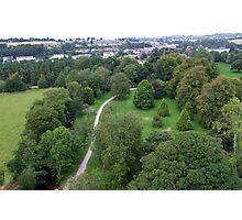 Blarney Castle Grounds & Blarney Town, Cork, Ireland Photographic Print