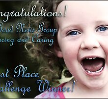 Good News Group challenge winner banner by micklyn