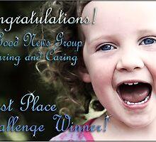 Good News Group challenge winner banner by micklyn