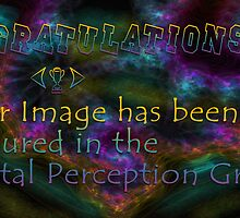 Fractal Perception Banner Challenge by Rhonda Strickland