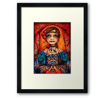 May the Sun Always Shine Framed Print