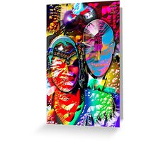 THE POWER OF LOVE, PT.2 Greeting Card