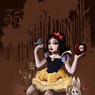Girl 35 | Storybook Lolita  by Erica Rosario