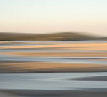 Ocean Beach Blur by pennyswork